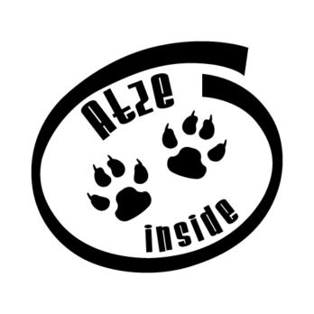 Hundeaufkleber Motiv 11