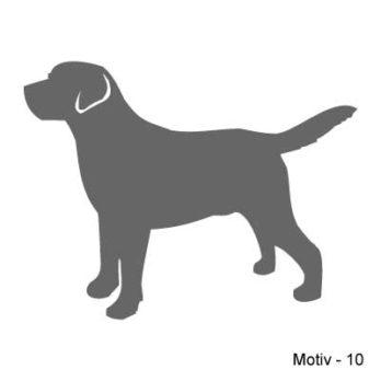 Labrador Retriever Aufkleber 10