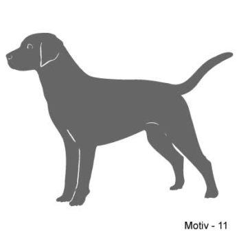 Labrador Retriever Aufkleber 11