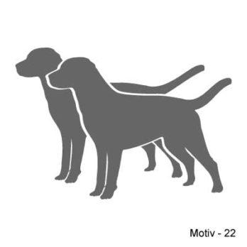 Labrador Retriever Aufkleber 22